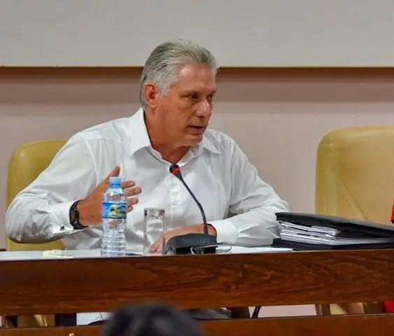Vuelos; Cuba; Miguel Díaz-Canel crisis combustible energética cuba