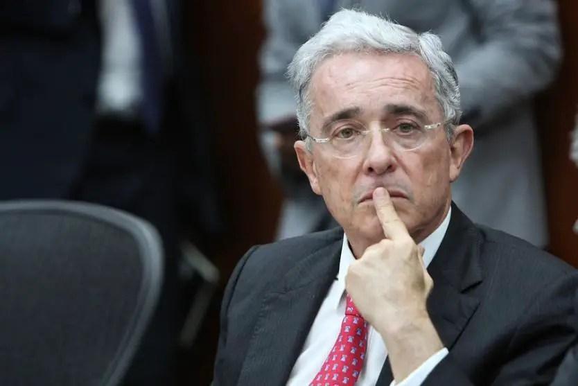 Álvaro Uribe Alex Saab
