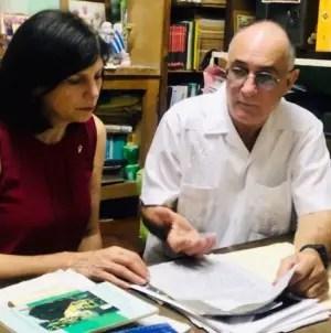 """Mara Tekach a los cubanos: """"Ustedes tienen el poder del pensamiento libre"""""""