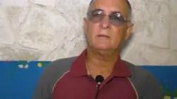 Roberto Quiñones, ganador del premio General Calixto García por la Libertad