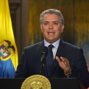 Duque llama a Cuba a priorizar relación con Colombia y no con el ELN