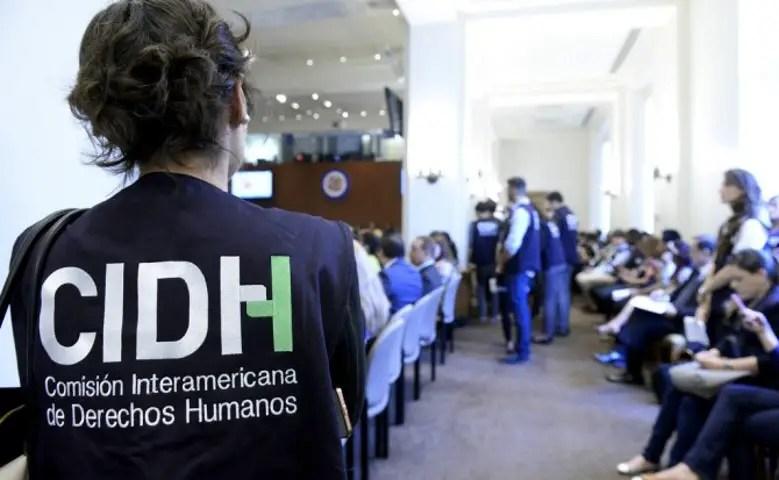 CIDH derechos humanos Cuba