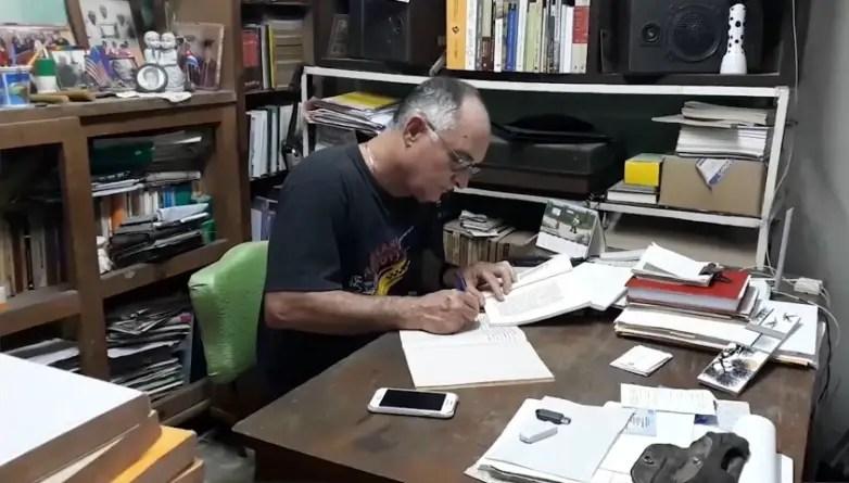 PEN Internacional pide liberación inmediata de Roberto Quiñones
