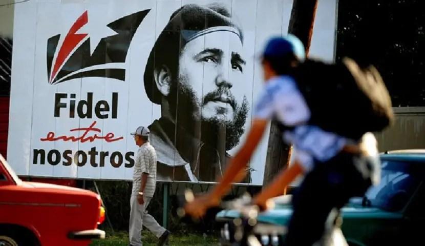 Michael Kozak Fidel Castro; Cuba;