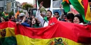 Bolivia: fraude electoral y renuncia presidencial