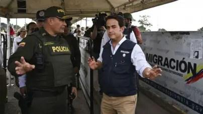 Colombia expulsa 59 venezolanos por afectar seguridad durante protestas