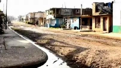 Más del 80% de las calles en Santiago de Cuba en estado regular y malo