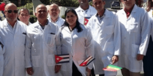 Régimen cubano ofrece médicos a España para combatir el coronavirus