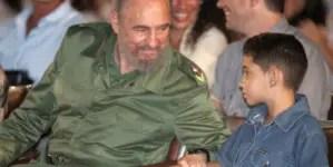 """Elián González: """"Fidel es en mi vida algo así como un faro"""""""