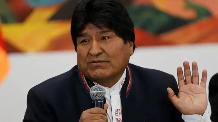 Evo Morales; Bolivia; Cuba