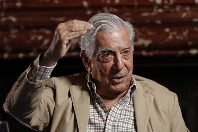 Mario Vargas Llosa y un merecido Nobel de Literatura