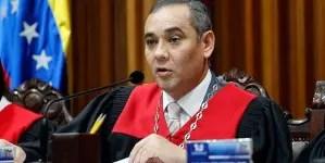EE.UU. ofrece US$5 millones por jefe del Tribunal Supremo chavista