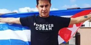 """Roberto San Martín: """"El régimen cubano es una fiera herida de muerte"""""""