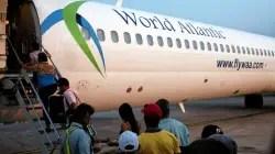 Estados Unidos limita a 3 600 por año los vuelos chárter a Cuba