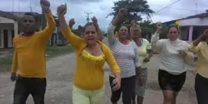Directorio Democrático solidariza con opositores que protestaron en Placetas