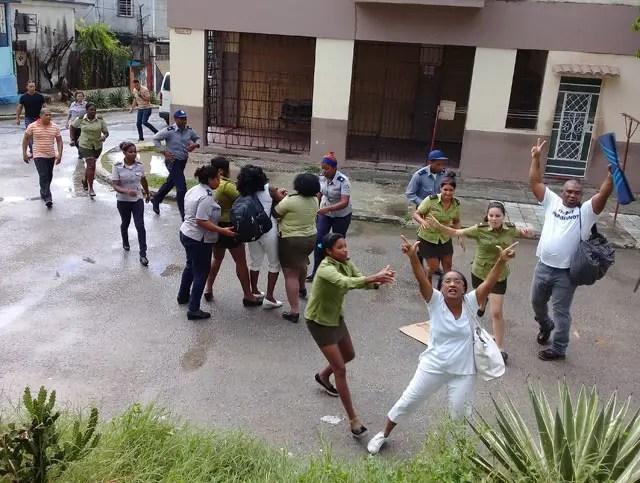 Cuba, Represión, Derechos Humanos, Damas de Blanco