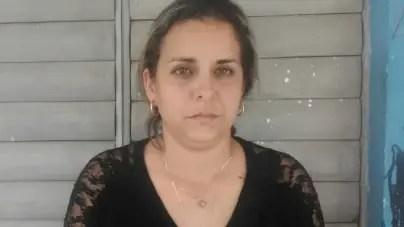 Detenida y golpeada en Santa Clara opositora Arianna López Roque
