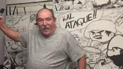 Muere Juan Padrón, el creador de Elpidio Valdés y Vampiros en La Habana