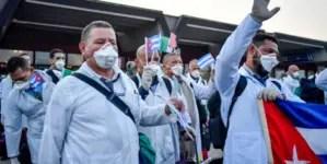 Mara Tekach denuncia exportación de médicos cubanos a Argentina
