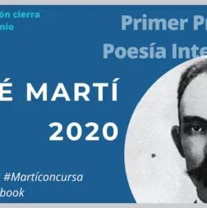 Puente a la Vista convoca al concurso de poesía intertextual José Martí 2020