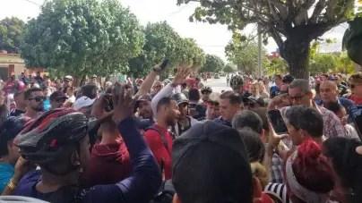 Rebelión en La Candonga