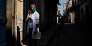 Cuba supera los 4 000 casos de coronavirus; 59 este lunes