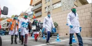 Desaparecen dos médicos cubanos que cumplían misión en Andorra