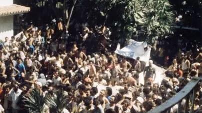 A 40 años de los sucesos de la embajada de Perú
