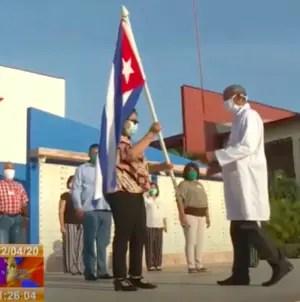 Gobierno cubano envía médicos a Cabo Verde para luchar contra el coronavirus