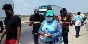 Nicaragüenses se desvanecen en plena calle y aumenta temor por COVID-19