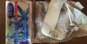Venden jabones en mal estado en tiendas por divisa de Santiago de Cuba