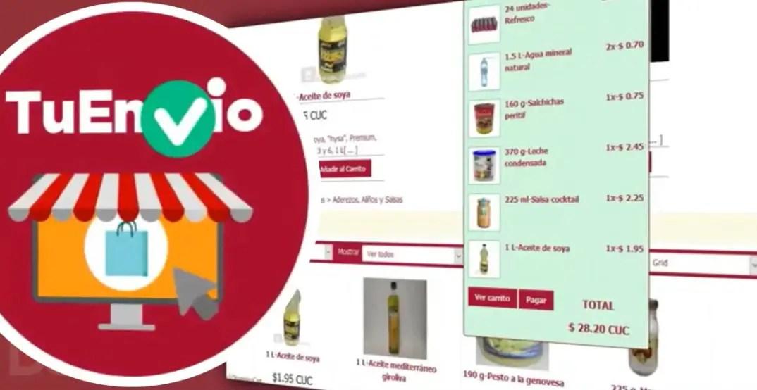 Cuba, Comercio electrónico, COVID-19, CIMEX