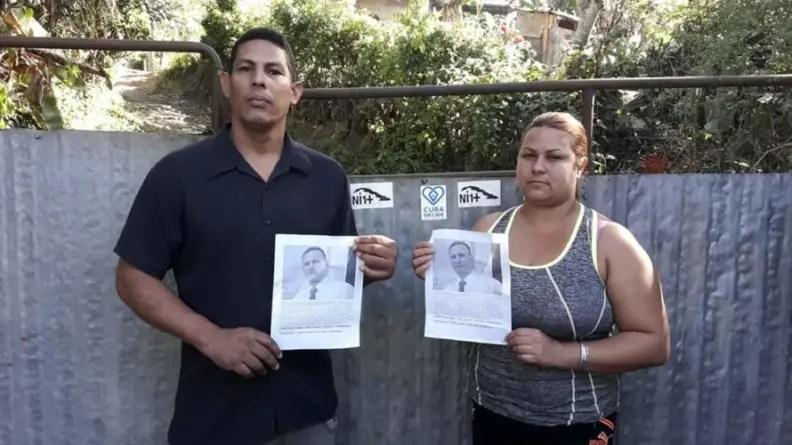 Reprimen a activistas de la UNPACU por salir a comprar comida