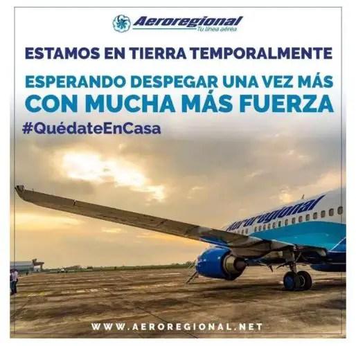 cuba global air aeroregional aerolínea accidente aereo