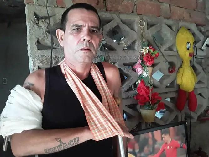 Cristian Pérez Carmenate, UNPACU, Cuba