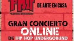 Palamúsica Underground anuncia nuevo concierto virtual el 30 de mayo