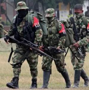 Guerrilla del ELN rechaza inclusión de Cuba en lista terrorista de EE.UU.