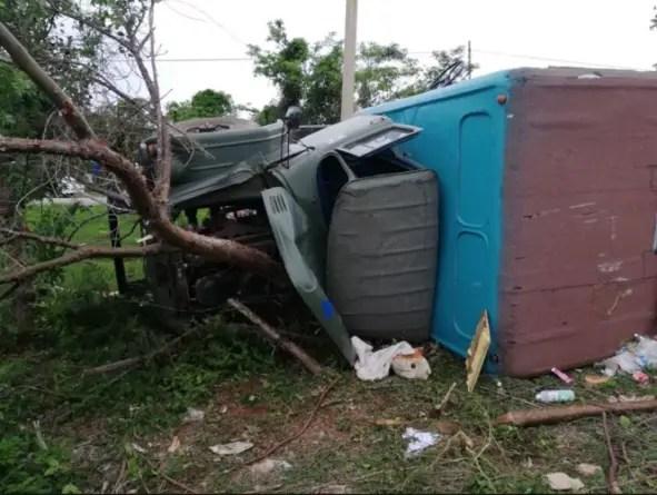 Cuba acumula 2 571 accidentes de tráfico en lo que va de año