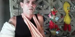 "Cristian Pérez Carmenate: ""No sé hasta cuándo mi organismo aguante"""