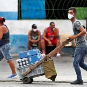Repuntan casos de COVID-19 en Cuba: 59 positivos este viernes