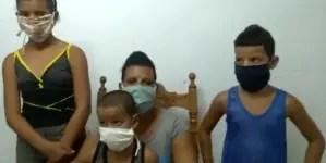 Amenazan con desalojar a madre de cuatro menores en Santiago de Cuba