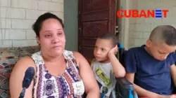 """""""Me siento desamparada"""": Roxana pide ayuda para su hijo en silla de ruedas"""