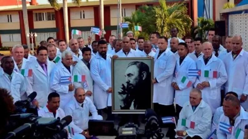 Los médicos cubanos y el Premio Nobel