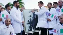 El lado oscuro de los médicos cubanos en Italia