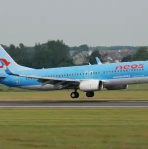 Neos Air anuncia vuelo de repatriación para italianos varados en Cuba