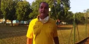 Líder opositor José Díaz Silva detenido y golpeado por policía política en Cuba
