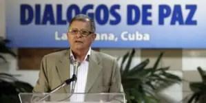 FARC suspende reunión de paz y sale en defensa del régimen cubano