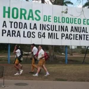 ¿Es cierto que el embargo daña el sistema de salud de Cuba?