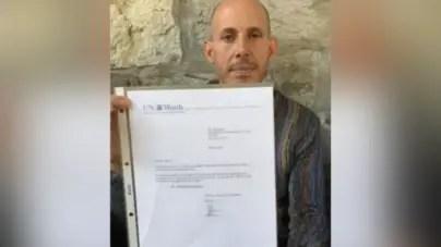 Ariel Ruiz Urquiola depone huelga de hambre y será escuchado en Naciones Unidas