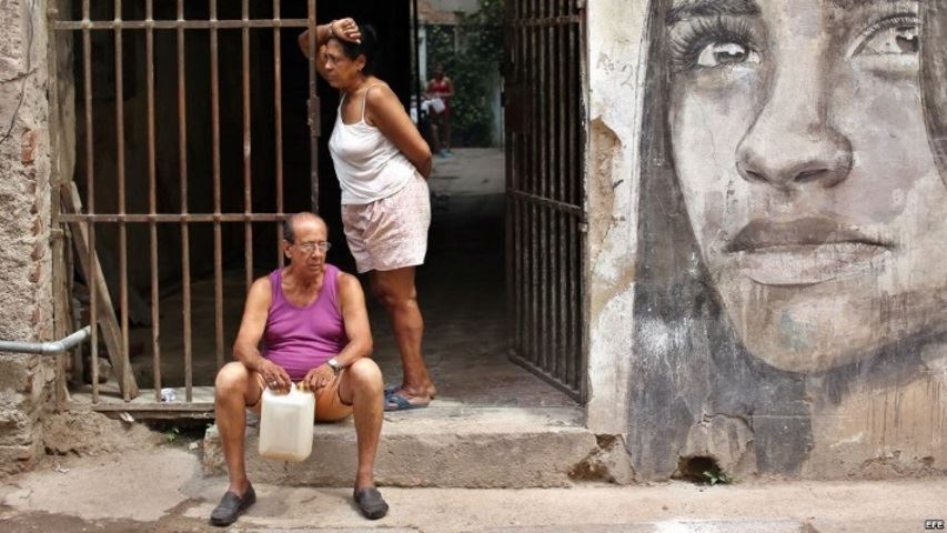 cuba trump embargo bloqueo pobreza miseria diaz-canel castro